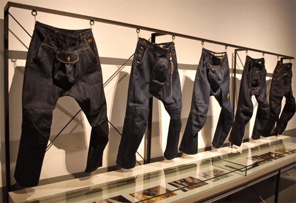Blue Jeans Exhibition