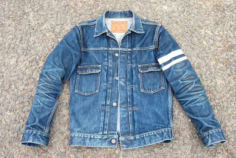 ce98b411797 Fade of the Day – Momotaro Double Pocket Jacket 2105SP (2 years