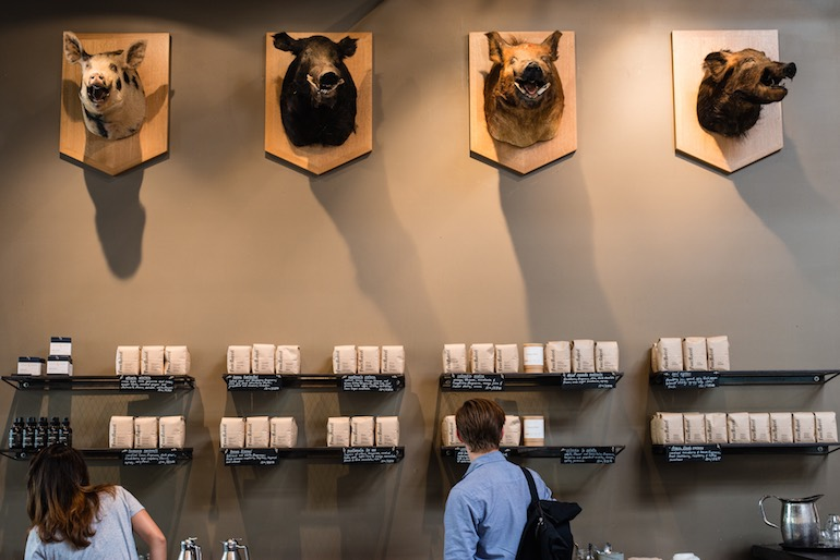 Jeremy Tooker of Four Barrel Coffee – Behind The Fades