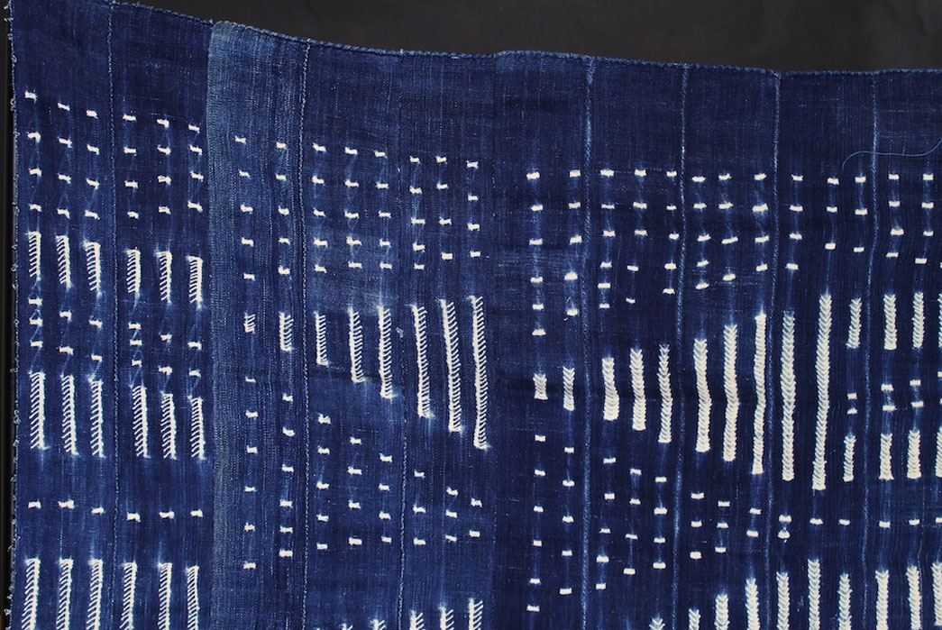 An Introduction to the Indigo Dye Styles of Western Africa