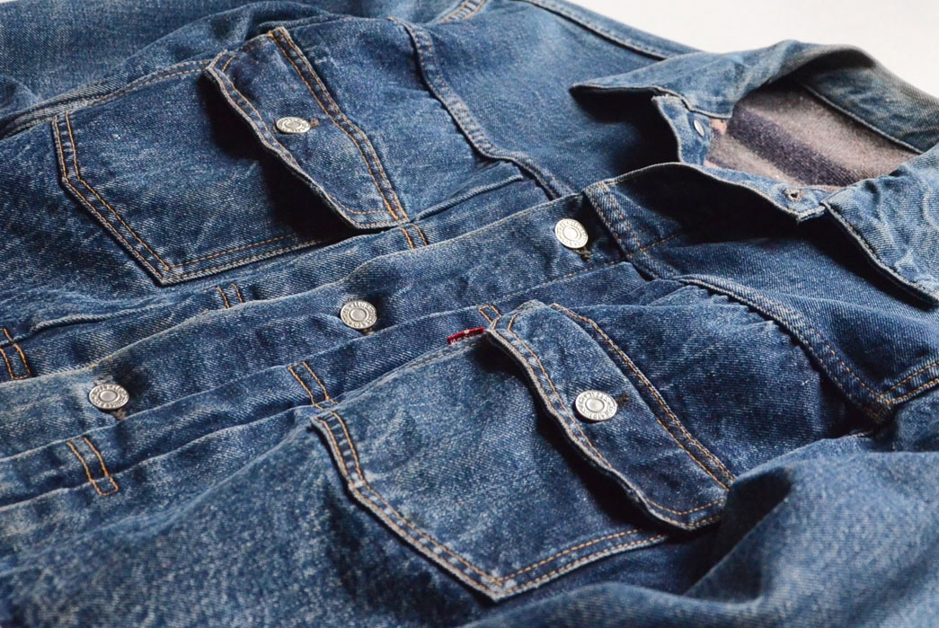 Dating levis denim jacket