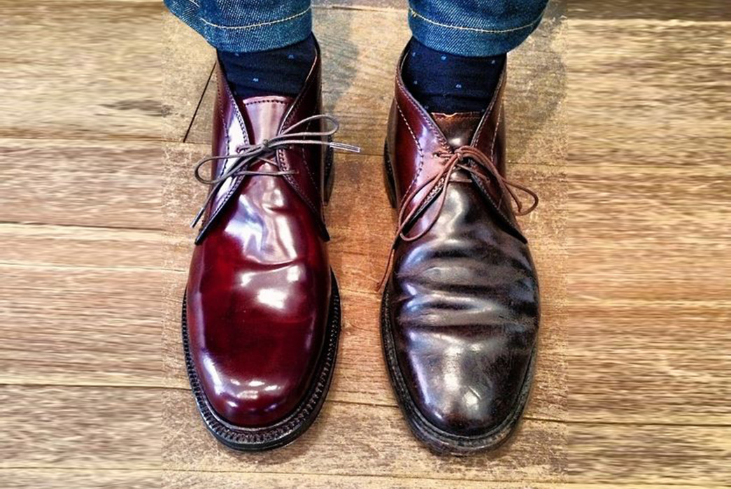 Shell-Cordovan---The-King-of-Leathers-shoes