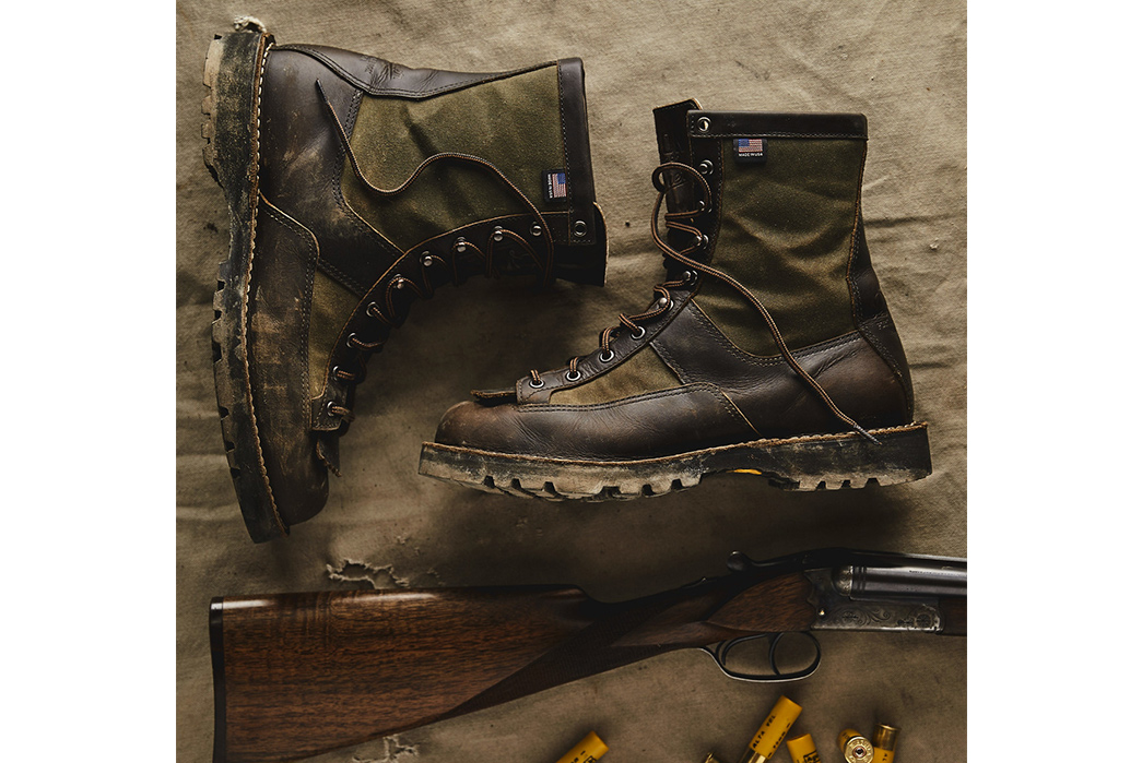 Danner-and-Filson-Combine-to-Assume-Ultimate-PNW-Form-pair-with-shootgun