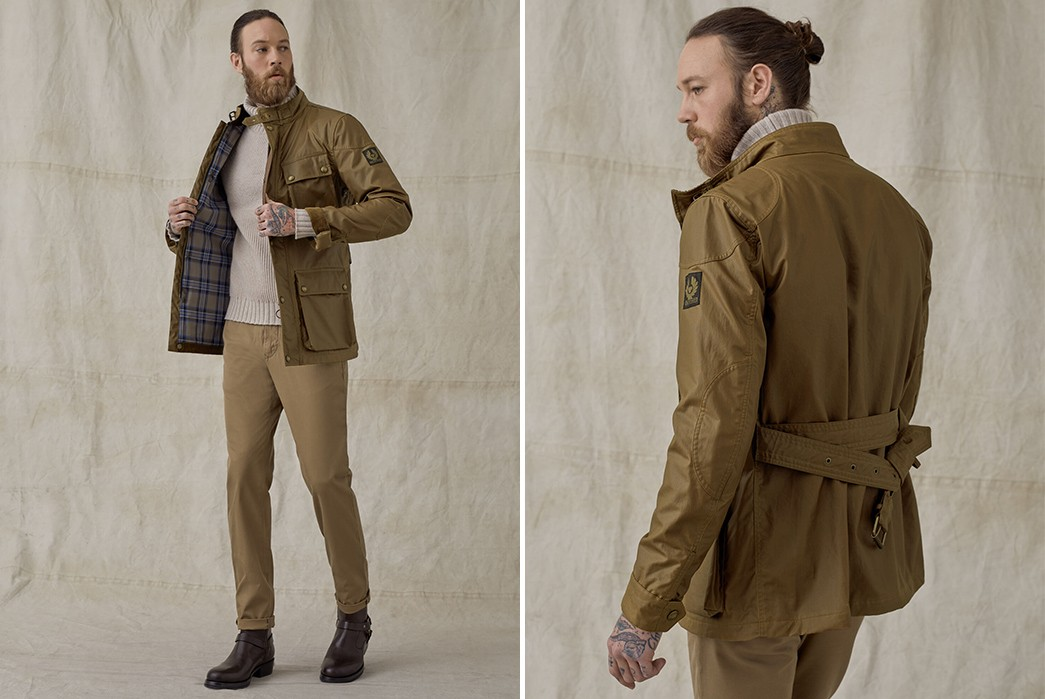 Belted-and-Waxed-Motorcycle-Jackets---Five-Plus-One-4)-Belstaff-Trialmaster-Jacket